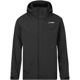 Berghaus Hillwalker InterActive Shell Jacket Men Black/Black